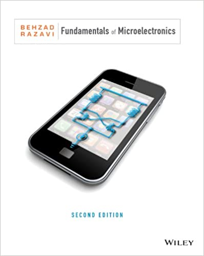 Fundamentals of microelectronics 2nd edition behzad razavi fundamentals of microelectronics 2nd edition behzad razavi ebook amazon fandeluxe Gallery