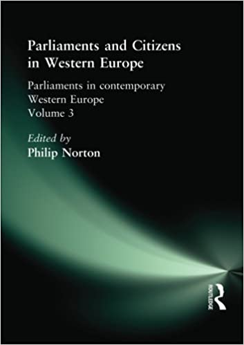 Book Parliaments and Citizens in Western Europe (Library of Legislative Studies)