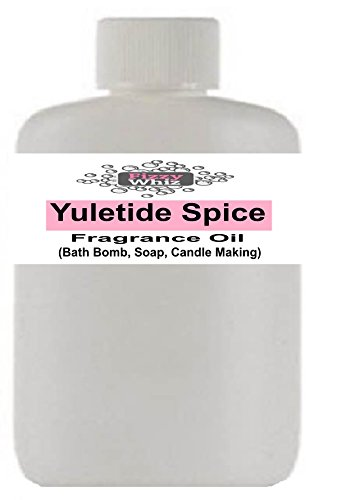 50ml Fragrance Oil - Candle, Bath bomb, Soap, Bath Salts, cosmetic Making Christmas fragrant Scent ( 66. Yuletide Spice ) NA