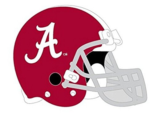 Alabama Crimson Tide Logo Lapel (aminco NCAA Alabama Crimson Tide Helmet Pin)