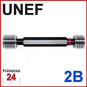 Rosca Mandril UNEF 1/2de enseñanza de 28Americana rosca fina ANSI b1.12B, peso: 0.40