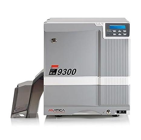 Amazon.com: Matica xid 9300 Impresora de tarjetas + ...