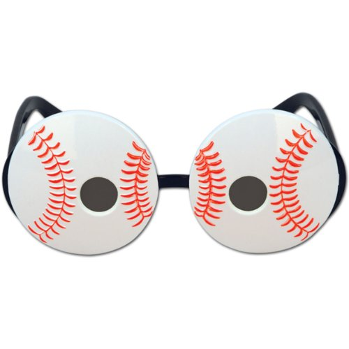 [Baseball Fanci-Frames Party Accessory (1 count) (1/Pkg)] (Baseball Costume Accessories)