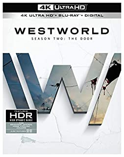Westworld Season 2: The Door (Limited Edition 4K Ultra HD) [Blu-ray] (B07C5HMXLW) | Amazon price tracker / tracking, Amazon price history charts, Amazon price watches, Amazon price drop alerts