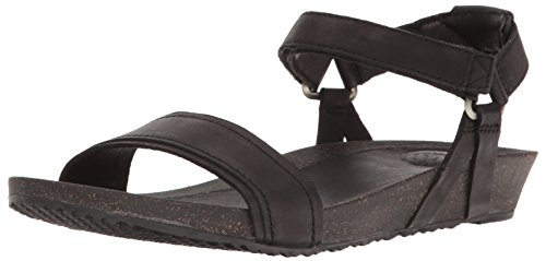 Teva Women's W Ysidro Stitch Sandal Black clearance clearance store cheap sale latest buy cheap the cheapest low price cheap price free shipping 2015 new 0uQVU
