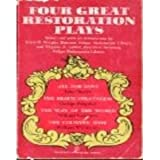 img - for Four Great Restoration Plays book / textbook / text book