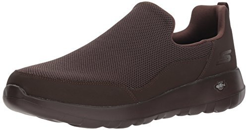 (Skechers Men's GO Walk MAX 54626 Sneaker, Chocolate, 9 M US)