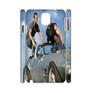 Paul Walker Samsung Galaxy Note 3 N9000 3D Case Cover, Paul Walker DIY 3D Phone Case, Samsung Galaxy Note 3 N9000 Custom Case