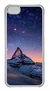 linfengliniPhone 5c case, Cute Beautiful Sky iPhone 5c Cover, iPhone 5c Cases, Hard Clear iPhone 5c Covers