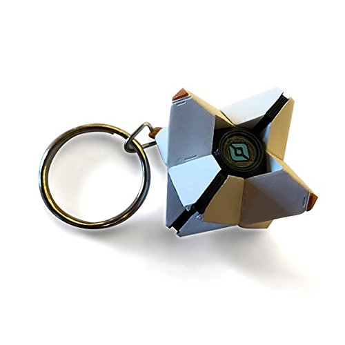 Destiny Official 2 3D Ghost Key Chain/Keyring Numskull PGEEKRRUA36972