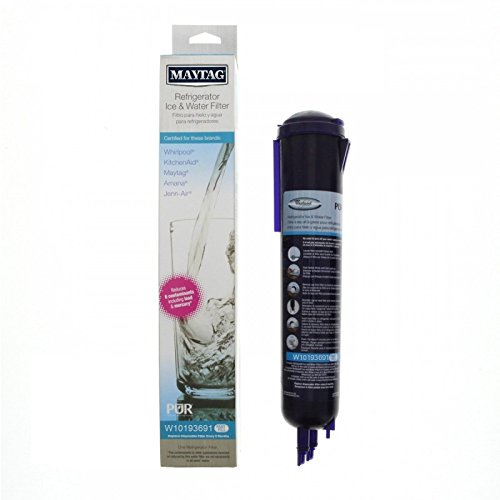 Maytag W10193691 PUR 'Fast Fill' Refrigerator Ice and Water Filter