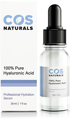 Naturals Hyaluronic Serum Organic Moisturizer