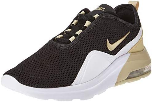Nike WMNS NIKE AIR MAX MOTION 2, Women's Sneakers, Black ...