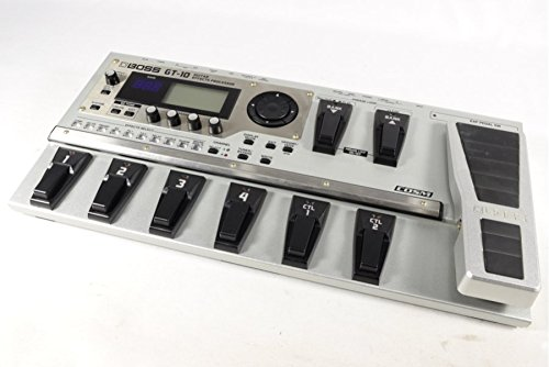 BOSS GT-10 Guitar Effects Processorの商品画像