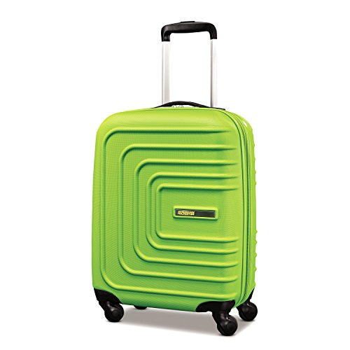 American Tourister Sunset Cruise Hardside 20, Apple (American Tourister Carry On)