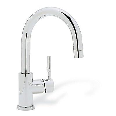 Blanco 440953 Meridian Single Lever Bar Faucet, Chrome