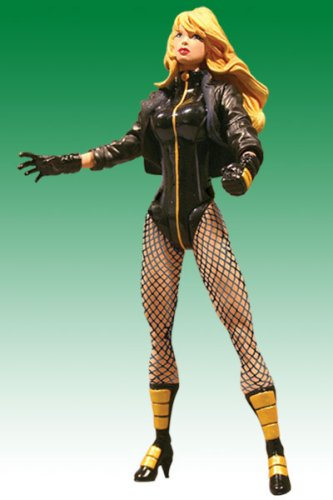 dc direct black canary - 1
