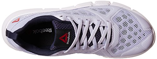 posion Violet Femme Chaussures De Pink Reebok Nvy collg Gymnastique Hexalite Tr wht qgYZcw8XO