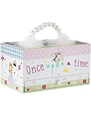 Floss & Rock FR37P3124 Princess with Fur Jewellery Box