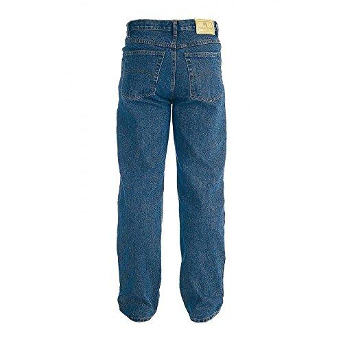 Duke Rockford RJ510 Confort Hommes Délavé Jeans - Délavé, 52W 32L