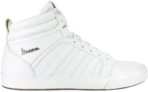 fuerte Túnica Parlamento  Adidas Vespa Px 2 Mid – Schuhe Multisport Herren, WEISS: Amazon.de: Sport &  Freizeit