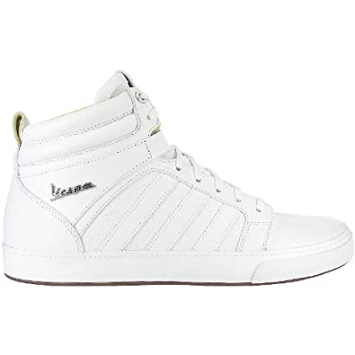 Adidas Vespa Px 2 Mid – Schuhe Multisport Herren, WEISS