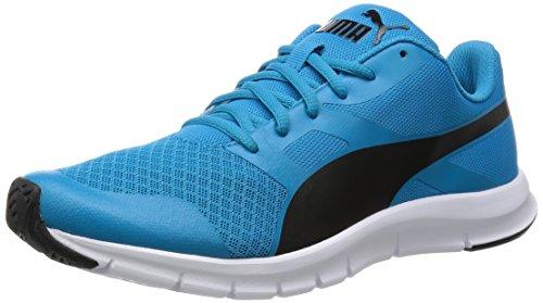 Puma Running Entrainement Adulte Bleu de black Atomic Mixte Flexracer Blau Blue Chaussures 08 rqHfp1r
