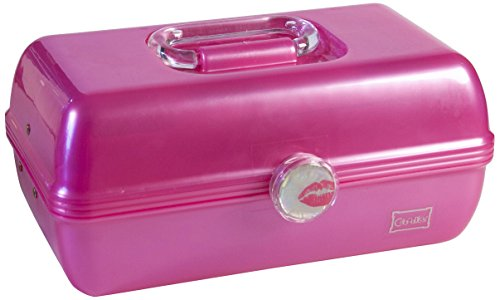 Caboodles On-The-Go-Girl Cosmetic Case (Makeup Case Caboodles)