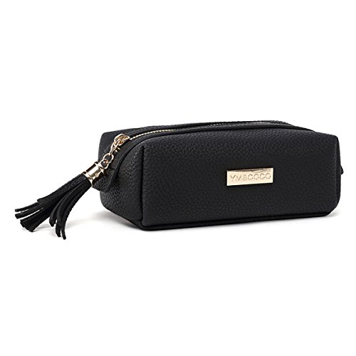 Makeup Bag YM&COCO Cosmetic Bag for Purse Pencil Case Pouch