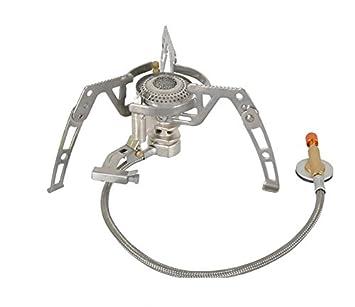 Protección contra el viento proveedor hornillo de Gas para Camping Gas quemador de esencias de utensilios