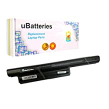 UBatteries Laptop Battery Sony VAIO VPCEB3L1E/BQ - 9 Cell, 72Whr