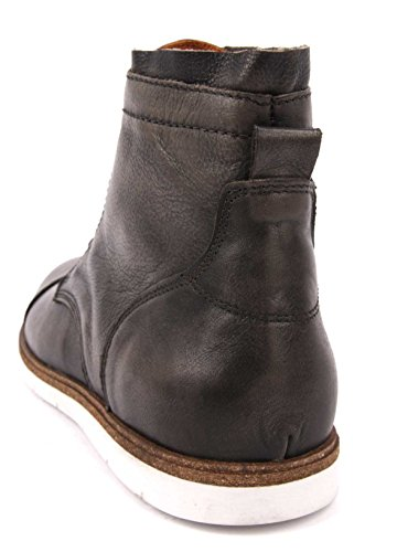Shoot Leder Boots SH216823H grau