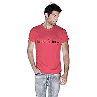 Creo T-Shirt For Men - M, Pink
