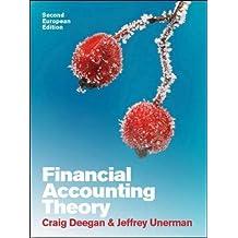 Financial Accounting Theory.