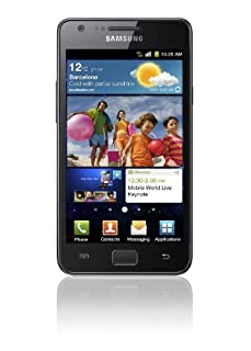 Samsung i9100 Galaxy S II Unlocked GSM Smartphone with 8 MP Camera, Android OS, 16 GB Internal Memory, Touchscreen, Wi-Fi, GPS, No Warranty (Black) (B004QTBQ2C) | Amazon Products