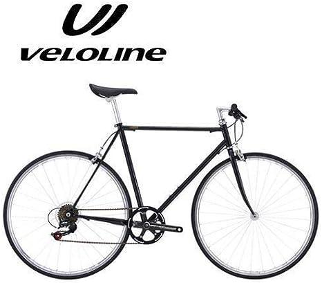 VELOLINE - Bicicleta híbrida de Equilibrio de Nubes, Bicicletas ...