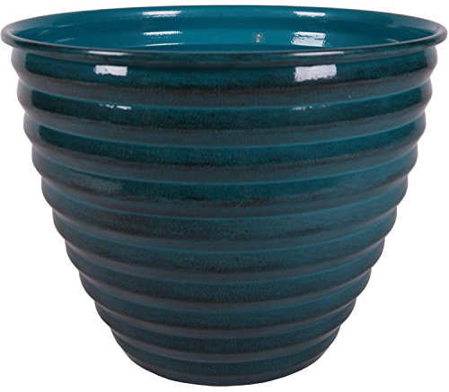 Robert Allen MPT01610 Avondale Classic Flower Pot, 8
