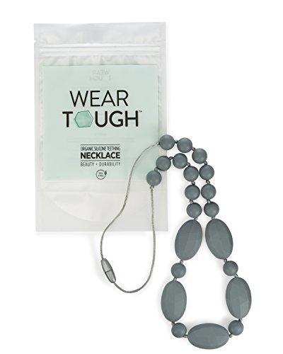 Baby Teething Necklace Olivia Stone