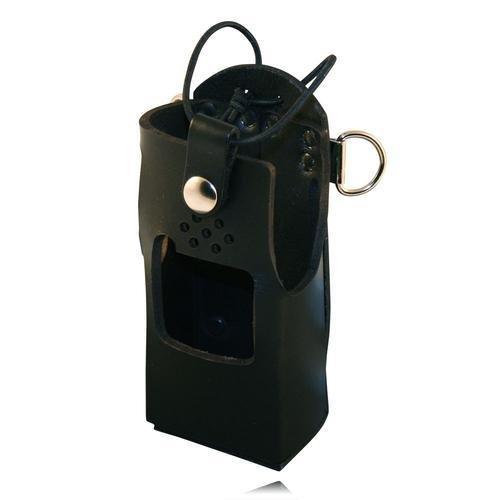 Boston Leather Fireman's Radio Holder - 5471RC-1