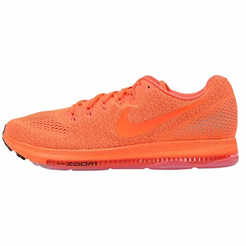 7e244e990f3c Galleon - Nike Mens Zoom All Out Low Total Crimson Action Red Black Total  Crimson Nylon Running Shoes 11 M US
