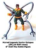 Review: Marvel Legends Doctor Octopus (SP//dr BAF wave) 6