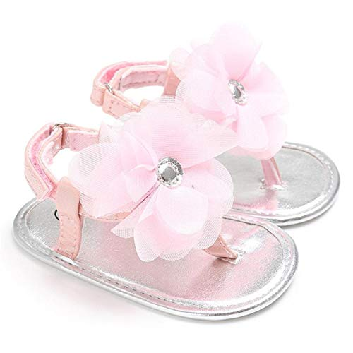 Balalei Fashion Summer Cute Baby Girls Sandals Toddlers Kids Shoes Toddler Sandals Flip Flops Flat Heels Soft S3APR6,B,2.5