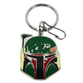 Plasticolor 004302R01 Star Wars Boba Fett Key Chain