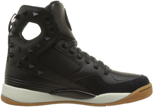schwarz Noir Brass Sneaker Reebok Court A Nero black keys rbk sandtrap Donna nFPqYwP0