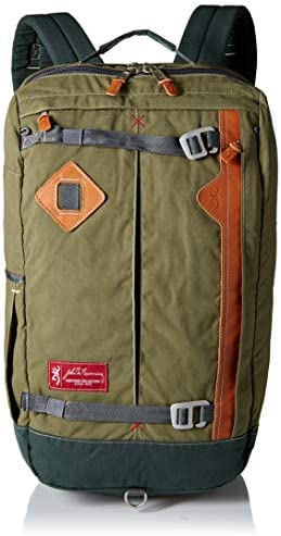 Browning Unisex Duffel Green Daypack