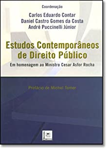 Estudos Contemporaneos De Direito Publico