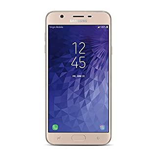 Samsung Galaxy J7 Refine - Boost Mobile - Prepaid Cell Phone - Carrier Locked (Renewed)