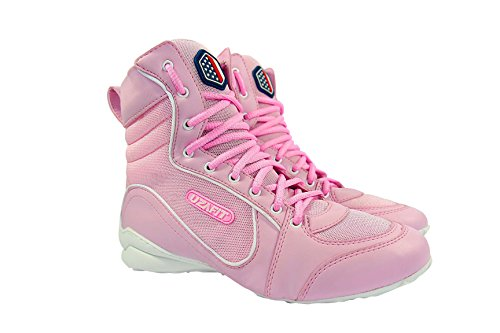 discount 2015 Uzafit Victoria Bodybuilding Weightlifting CrossFit Boxing Shoe Sneaker Light Pink authentic cheap price discount ebay pay with visa cheap price pgSAXD