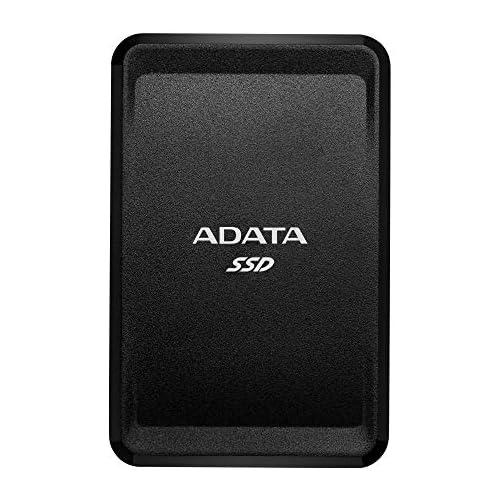 chollos oferta descuentos barato ADATA SC685 Unidad de Estado sólido Externa 500 GB USB 3 2 Gen Tipo C 2 5 Pulgadas Color Negro