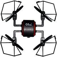 Drone with Camera,Aritone GTeng Goolsky T901F 5.8G FPV Drone with 720P HD Camera Headless Quadcopter with LCD